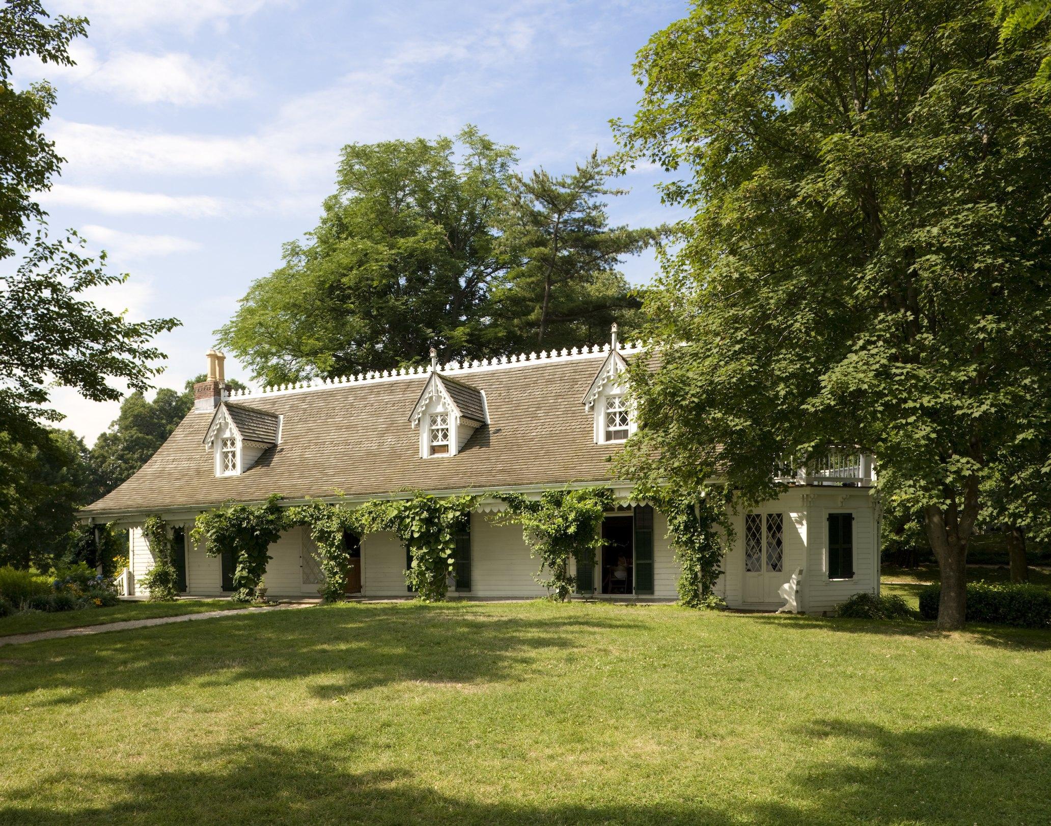 Clear Comfort, home of Alice Austen.
