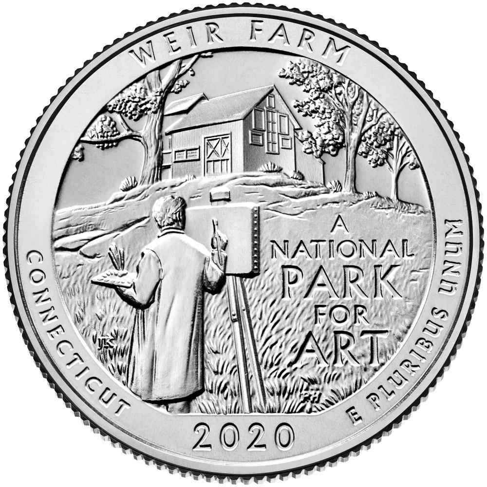 Image of new CT quarter featuring Weir Farm