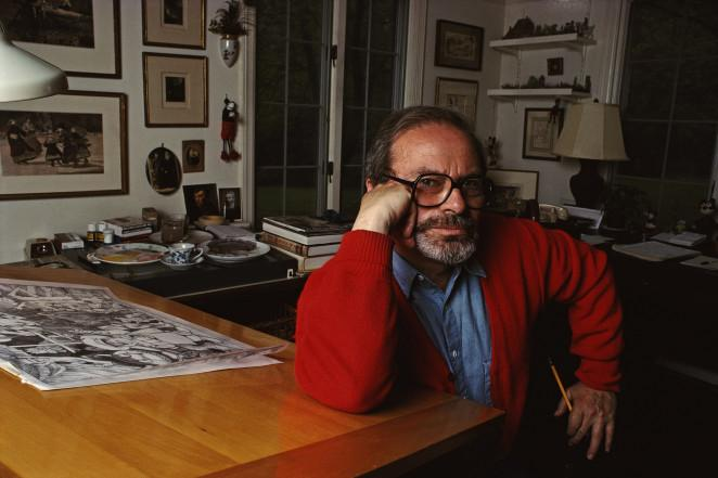 Maurice Sendak, Photo: Getty Images