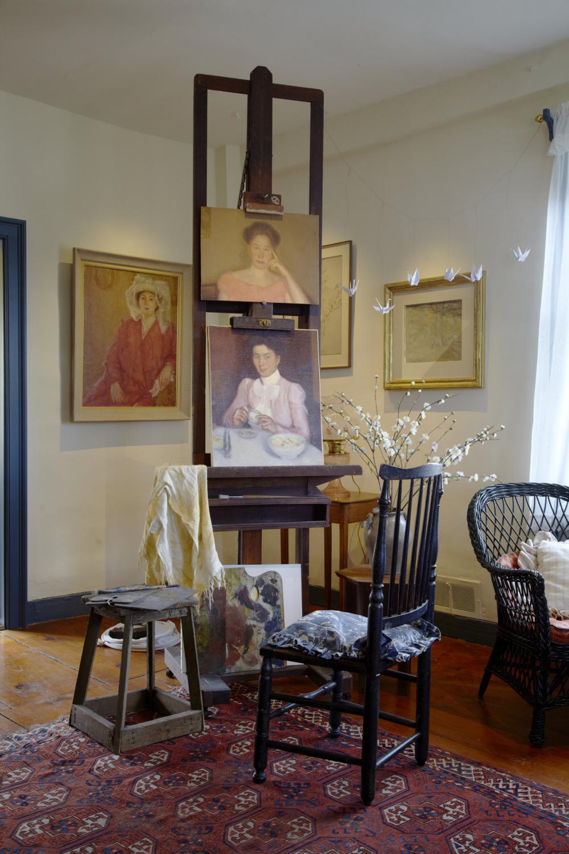 Bush Holley Historic Site Historic Artists Homes Amp Studios
