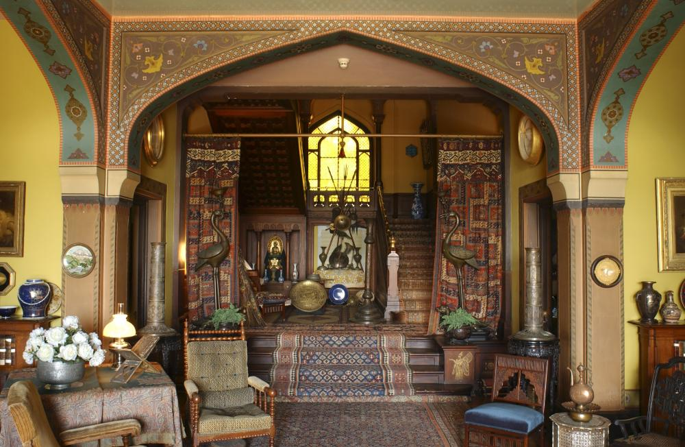 Middle Eastern Home Interiors House Design Plans