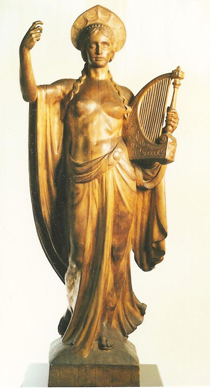 The Albin Polasek Museum & Sculpture Gardens   Historic Artists ...