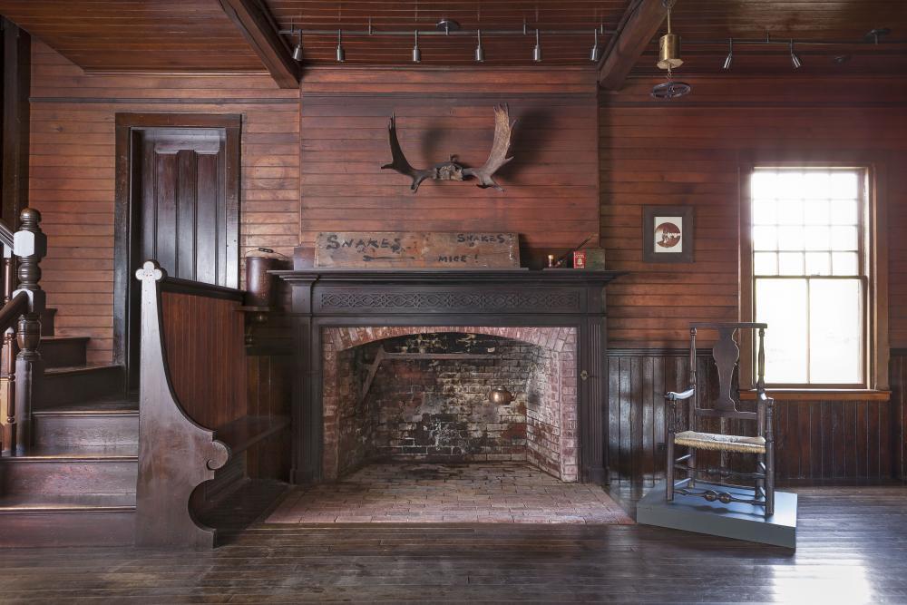 Winslow Homer Studio Portland Museum Of Art Historic