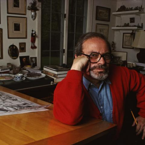 Maurice Sendak, Photo: Getty Images