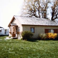 James Castle Homesite circa 1970