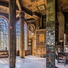 Fonthill Castle Saloon Courtesy of Mercer Museum and Fonthill Castle- photography by Kevin Crawford Imagery LLC.jpg