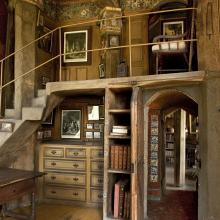 Fonthill Castle Morning Room Courtesy of the Mercer Museum and Fonthill Castle- photography by Nic Barlow (1).jpg