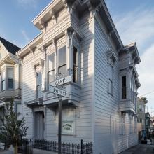 2.David Ireland House (exterior view); photo: Henrik Kam, courtesy of The 500 Capp Street Foundation.
