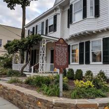 Edward Hopper House – front - Day